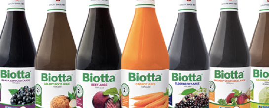 Biotta Juices: The Goodness of Nature in a Glass
